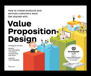 Value Proposition Design Cover