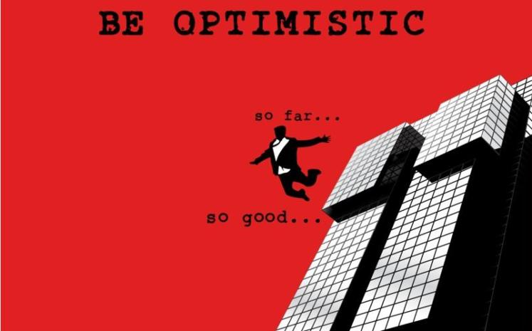 optimism bias